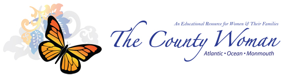 The County Woman - Logo Header
